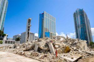 smaltimento rifiuti da costruzione e demolizione
